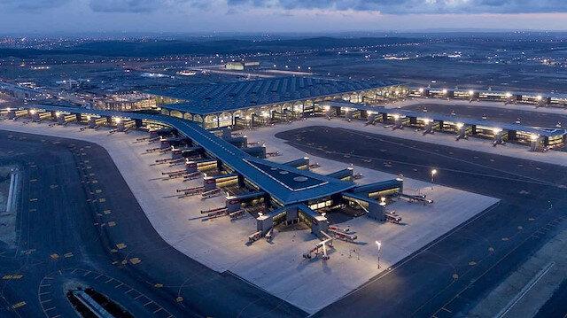 Bakan Karaismailoğlu'ndan İstanbul Havalimanı paylaşımı: Bu gurur hepimizin