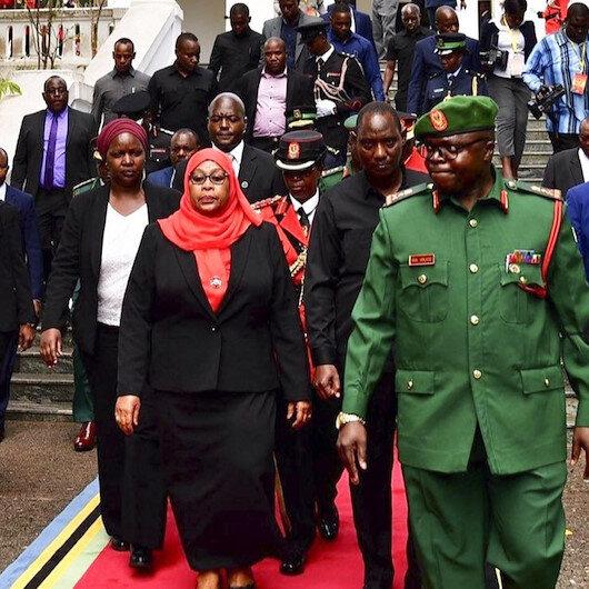 Tanzanya Devlet Başkanı Suluhu'dan 5 bin mahkuma af