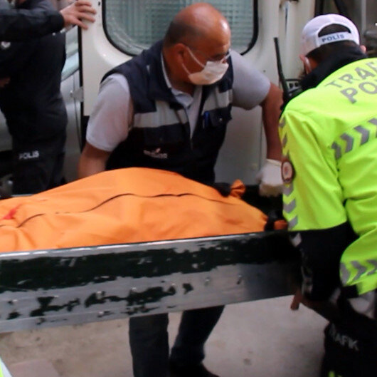 Şarküteride dehşet: Kocasının önünde öldürüldü
