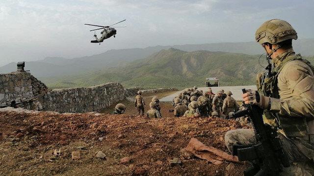 Şırnak ve Hakkari'de Eren Cudi-Besta ve Eren Kazan-Oğul operasyonları başlatıldı