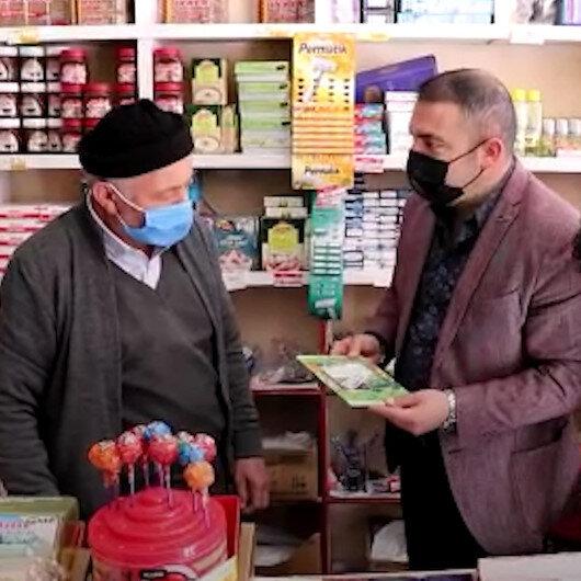 Osmanlıdan kalan Zimem Defteri geleneği hayırsever insanlar vesilesiyle devam ediyor