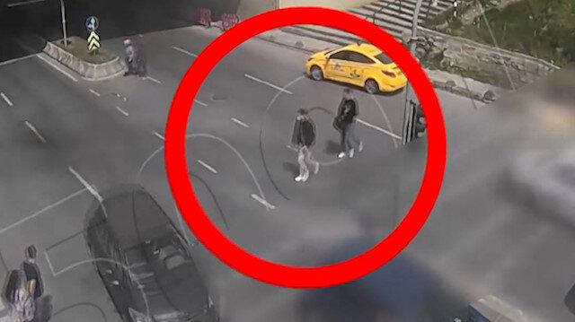 Teröristler bombayı otogara böyle getirmiş