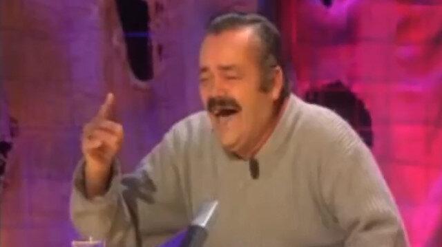 Kahkaha videosuyla ünlenen Juan Joya Borja hayatını kaybetti
