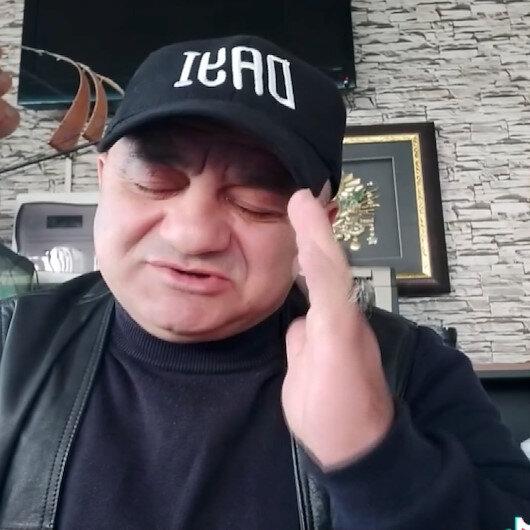 Bekçilere hakaret eden şahıstan özür videosu: Esnaf olarak utandım