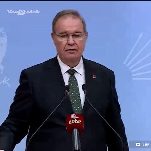 CHPli Öztraka HDPnin Haddinizi bilin çıkışı soruldu: Geçsinler bunları