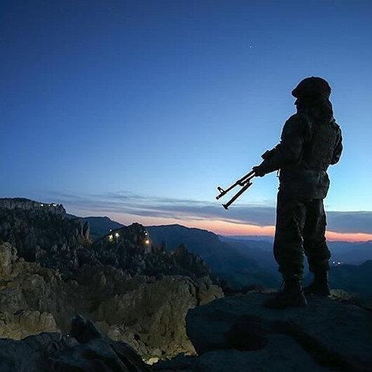 Muş'ta bir terörist daha jandarmanın iknasıyla teslim oldu