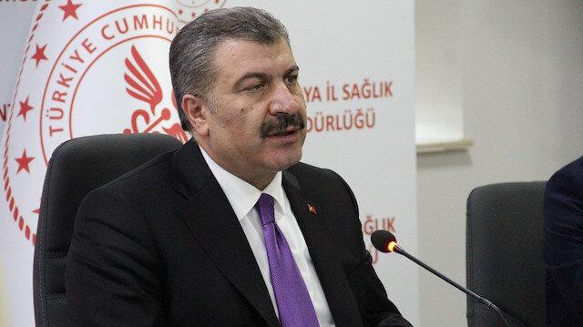 Sağlık Bakanı Koca Sputnik V aşısıyla ilgili müjdeyi verdi: Altı ay içinde 50 milyon dozun gelmesini bekliyoruz