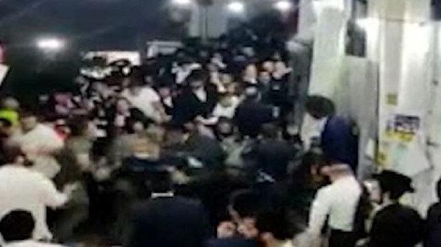 İsrail'de Lag BaOmer Bayramı kutlamalarında facia: 38 ölü, 103 yaralı