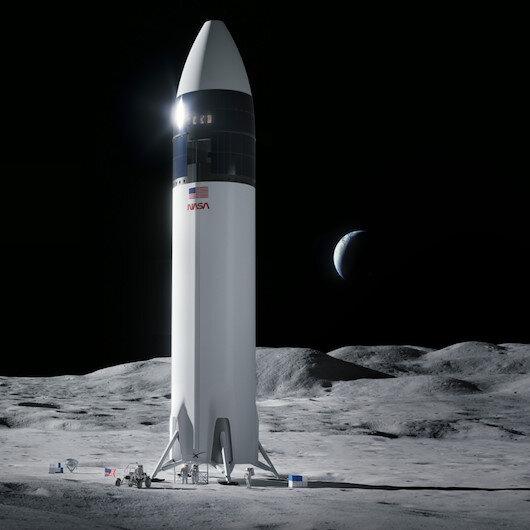 NASA Artemis projesi kapsamında SpaceX ile ortaklık sürecini askıya aldı