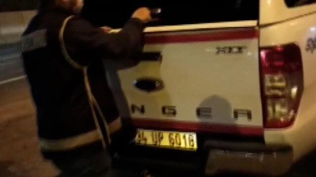 Adana'da şüpheli araçtan 10 bin paket kaçak sigara çıktı