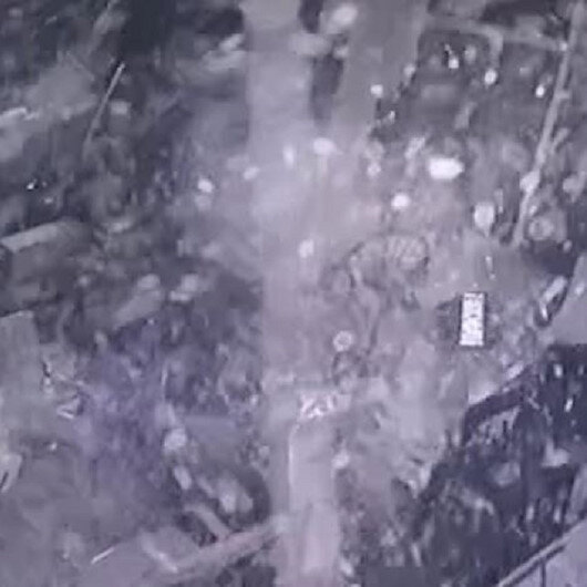 Balıkesirde lokantada tüp patladı: Ortalık savaş alanına döndü
