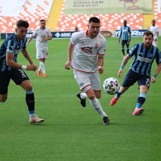 Adana Demirspor: 3 - Balıkesirspor: 0 Maç Özeti ve Golleri