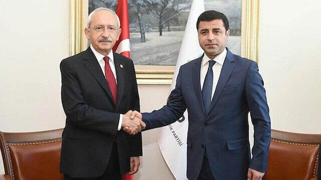 Kemal Kılıçdaroğlu: Demirtaş içeride boşu boşuna yatıyor
