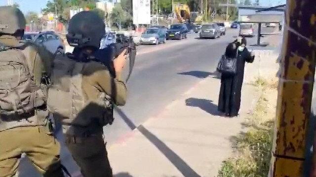 İsrail askerinin yaraladığı Filistinli yaşlı kadın şehit oldu