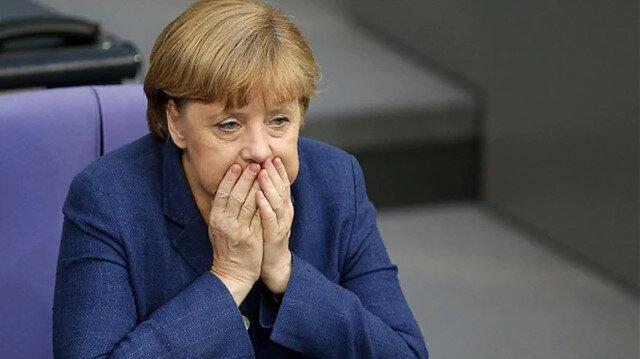 Almanya'yı karıştıran iddia: Emekli askerler Merkel'i devirmeye çalışıyor