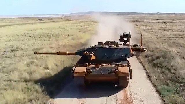ASELSAN'ın tanklar için geliştirdiği VOLKAN-M Atış Kontrol Sistemi'ne tam not