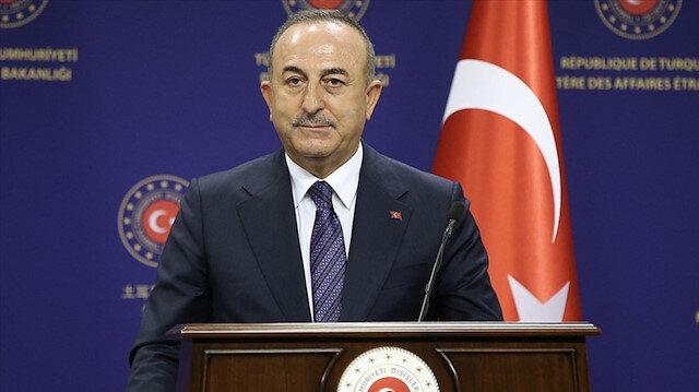 Bakan Çavuşoğlu: Libya'nın bütünlüğüne önem veriyoruz