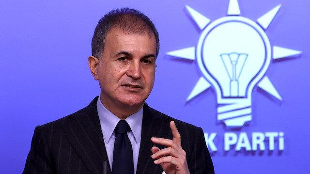 AK Parti Sözcüsü Çelik'ten Anastasiadis'a tepki: Avrupalı faşistlerin diliyle konuşuyor