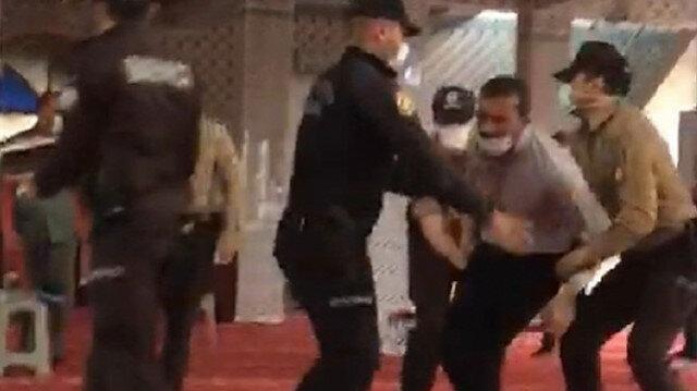 Camideki provokasyona ilişkin Gaziantep Valiliği'nden açıklama: Devlete ağza alınmayacak küfürler ettiler