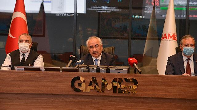 İçişleri Bakan Yardımcısı Ersoy: Vatandaşlarımız yasaklara riayet ediyor