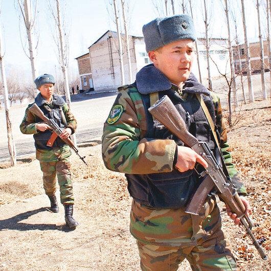 Tacik-Kırgız sınırında gerilim