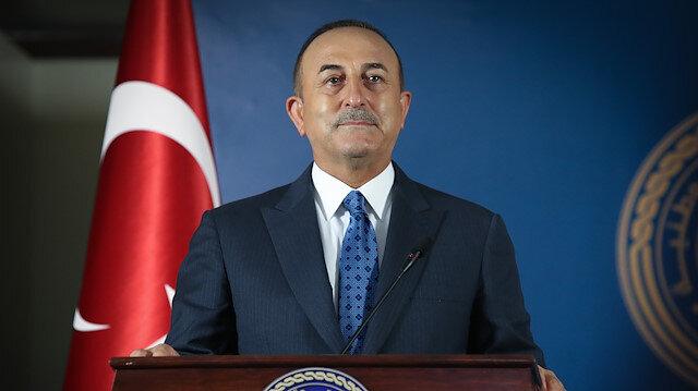 Dışişleri Bakanı Çavuşoğlu Libya'da konuştu: Desteğimizi göstermek için buradayız