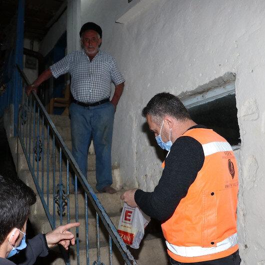 Amasya'da vefa örneği: İnsülin iğnesini 25 kilometre uzaklıktaki köye ulaştırdılar