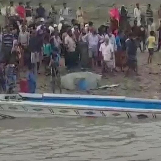 Bangladeşin başkenti Dakkada tekne kazası: 26 ölü