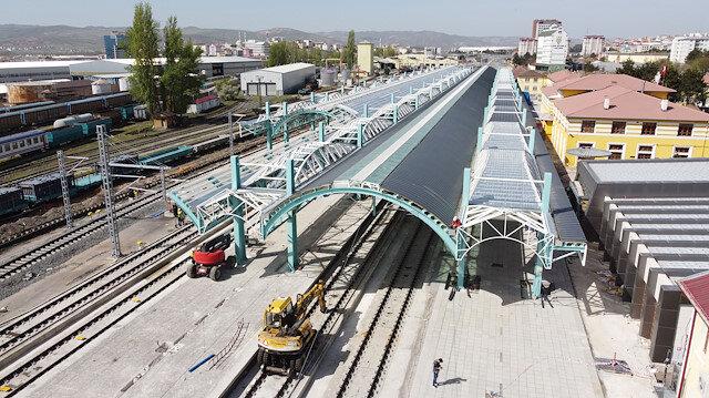 Ankara-Sivas YHT hattı 4 Eylül'de açılıyor