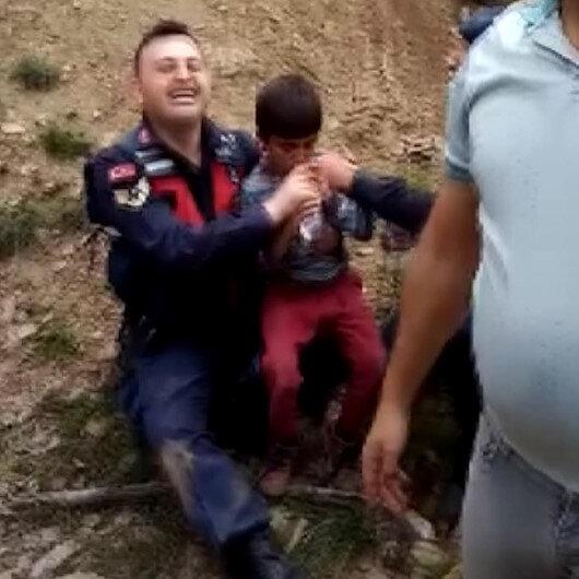 Burdurda kaybolan 10 yaşındaki otizmli Kerim Can, 48 saat sonra bulundu