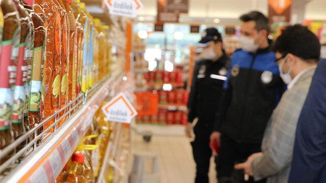 """""""Market Tedbirleri"""" genelgesi: Zücaciye ürünleri, elektronik eşya ve kırtasiye satışı durduruldu"""