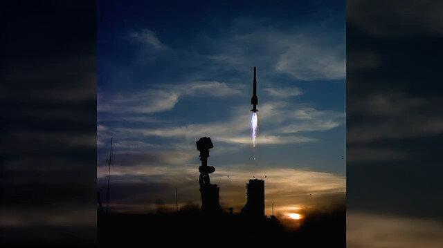 Yerli Hava Savunma Füze Sistemi HİSAR A+ yüksek hızdaki hedef uçağı başarıyla vurdu