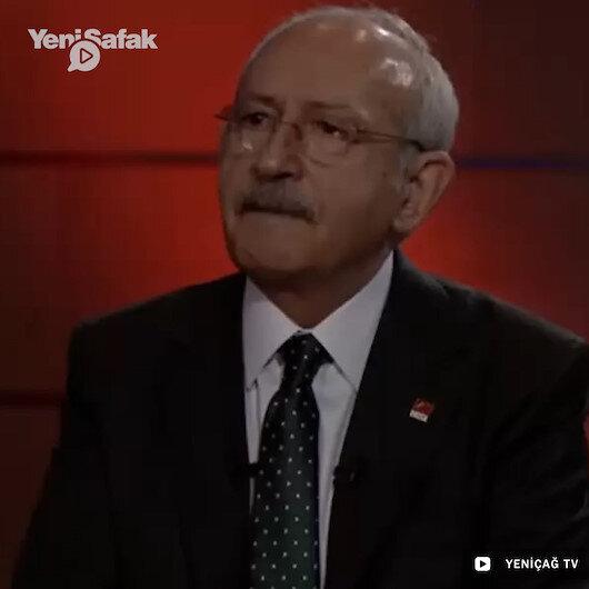 Kılıçdaroğlundan cumhurbaşkanı adayı mısınız? sorusuna cevap: Sormam lazım