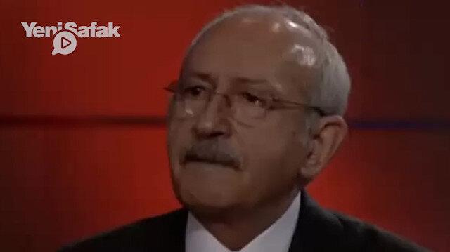 Kılıçdaroğlu'ndan 'cumhurbaşkanı adayı mısınız?' sorusuna cevap: Sormam lazım