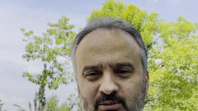 Bursa Büyükşehir Belediye Başkanı Alinur Aktaş'ın Kovid-19 tedavisi tamamlandı