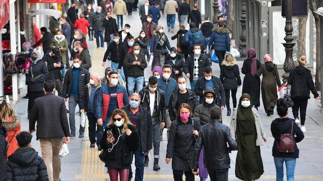Türkiye'nin toplumsal bağışıklık oranı belli oldu