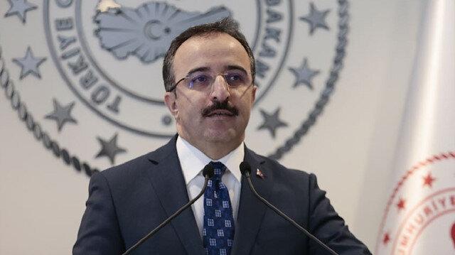 İçişleri Bakanlığı Sözcüsü Çataklı: Nisan ayında 11 milyon denetim yapıldı