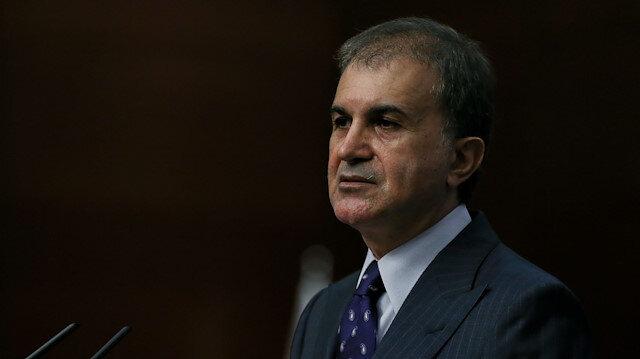 Ömer Çelik'ten Cumhurbaşkanı Erdoğan'ı hedef alan CHP'li Aykut Erdoğdu'ya: Katillerin diliyle konuşmaya devam ediyorlar