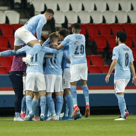 Şampiyonlar Ligi Özetleri: Manchester City: 2 - 0 :PSG Maç Özeti ve Golleri