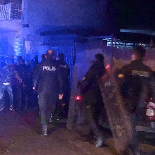 Kavga eden 12 kişiye 37 binl lira tam kapanma cezası verildi