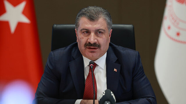 Sağlık Bakanı Koca açıkladı: Vaka sayısı en çok azalan 5 il