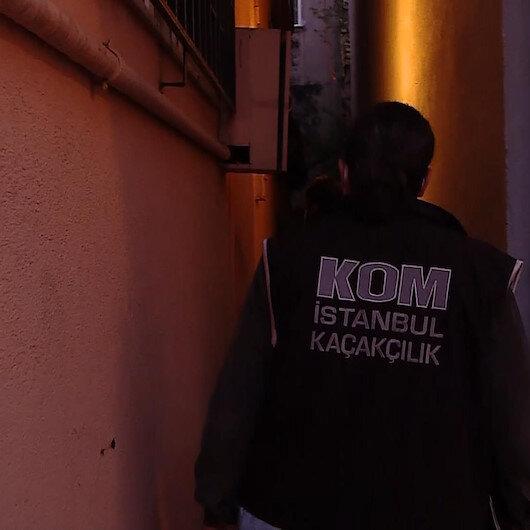 İstanbul merkezli 7 ilde FETÖnün güncel talebe yapılanmasına yönelik operasyon