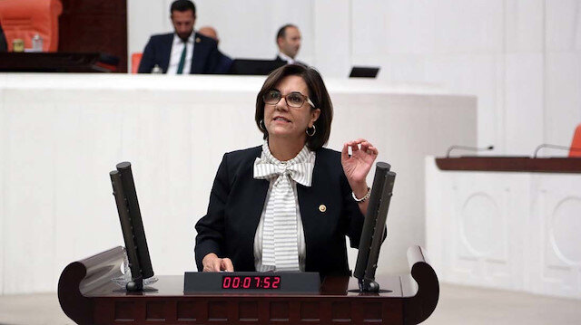 İnce için oy toplayan CHP'li Usluer partisinden istifa etti