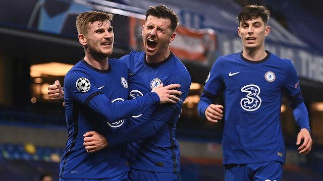 Chelsea Şampiyonlar Ligi'nde finalde: İstanbul'da Manchester City'nin rakibi belli oldu