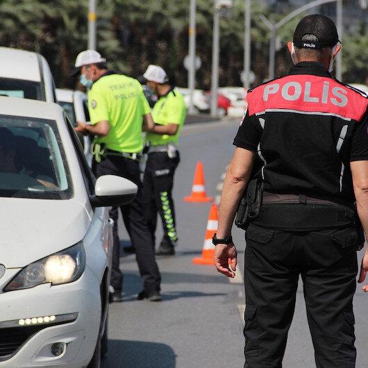 Vaka sayısı en fazla azalan İzmir'de denetimler sürüyor