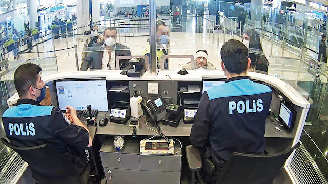 VIP insan kaçakçılığı