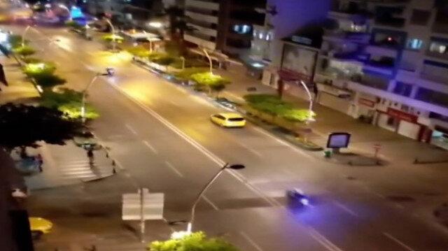 Antalya'da polisten kaçmaya çalışan alkollü sürücü kovalamaca sonucu yakalandı