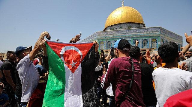 İsrailli radikal gruplar geri sayıyor: Mescid-i Aksa'ya saldırı düzenleyeceklerini açıkça duyuruyorlar