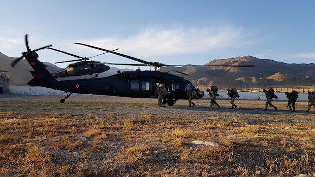 İçişleri Bakanlığı duyurdu: Dört ilde Eren-15 Ağrı Dağı-Çemçe Madur Operasyonu başlatıldı