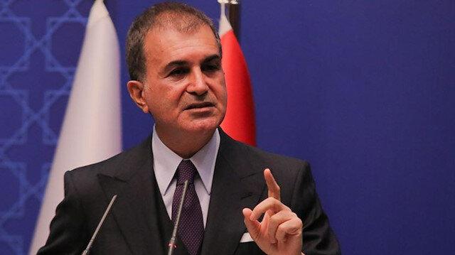 AK Parti Sözcüsü Çelik: Filistinli kardeşlerimizin yanındayız